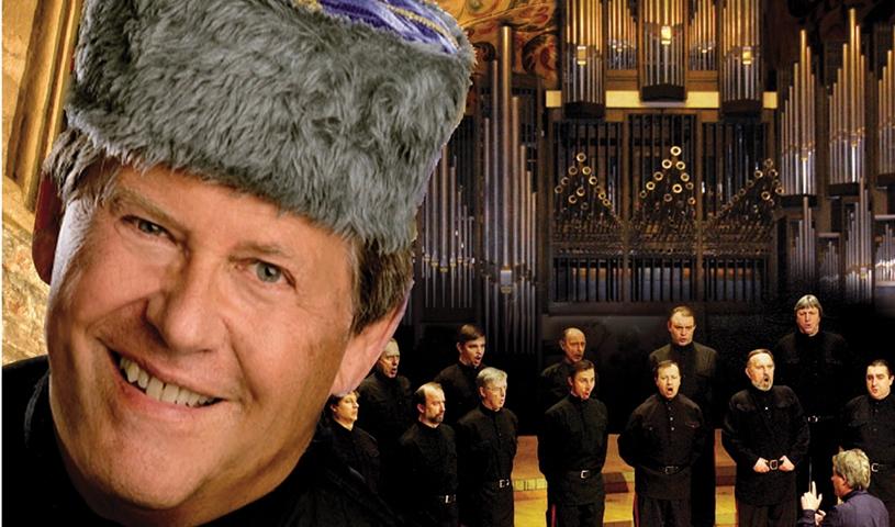 Don Kosaken Chor Serge Jaroff ® - Das Original trad. mit einem A Capella Konzert in der Adventszeit