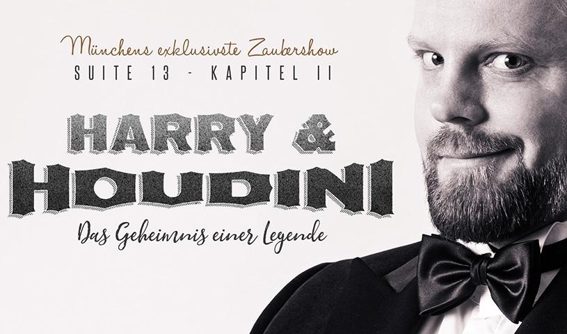Kapitel 2: Harry & Houdini
